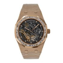 Audemars Piguet Royal Oak Double Balance Wheel Openworked 15412OR.ZZ.1220OR.01 nov