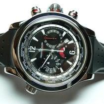 Jaeger-LeCoultre Master Compressor Extreme World Chronograph Сталь 46mm Черный Aрабские Россия, москва