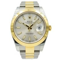 Rolex Datejust 126303 pre-owned
