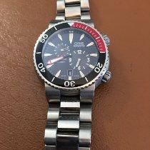 Oris Divers 649-7541 2004 pre-owned