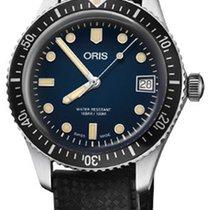 Oris Divers Sixty Five 01 733 7747 4055-07 4 17 18 2019 new