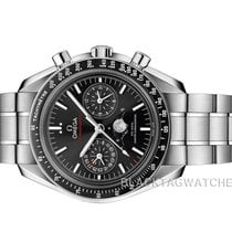 Omega Speedmaster Professional Moonwatch Moonphase Steel 44.25mm Black No numerals United States of America, Florida, Aventura