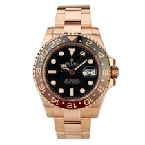 Rolex GMT-Master II D9Q15826 pre-owned