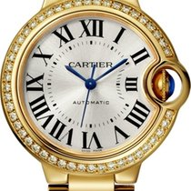 Cartier new Automatic Yellow gold