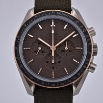 Omega Speedmaster Professional Moonwatch Titan 42mm Grau Keine Ziffern