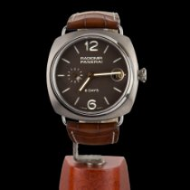 Panerai Radiomir 8 Days Titanio 45mm Marrón Arábigos España, Madrid