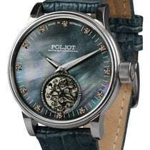 Poljot Women's watch 35mm Automatic new Watch with original box and original papers