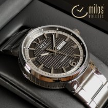 Mido Steel 42mm Automatic M015.431.11.067.00 new