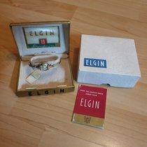 Elgin Or/Acier 25mm Remontage manuel occasion