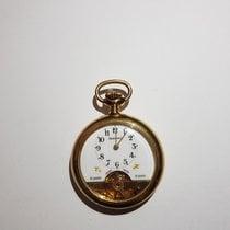 헤브도마스 옐로우골드 수동감기 중고시계