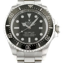 Rolex 116660 Steel 2009 Sea-Dweller Deepsea 44mm pre-owned