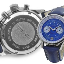Poljot Poljot Chronograph 3133 Blue Angels blue 2014 new
