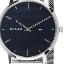 Tommy Hilfiger Steel 40mm Quartz 1791657 new