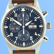 IWC Pilot Chronograph 377714 2018 pre-owned