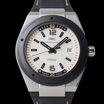 IWC Ingenieur Automatic Steel 44mm White