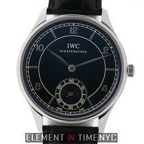 IWC Portuguese Hand-Wound IW5445-01 new