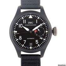 IWC Big Pilot Top Gun IW501901 2020 novo