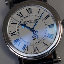 Speake-Marin Steel 42mm Automatic PIC.10006-01 pre-owned