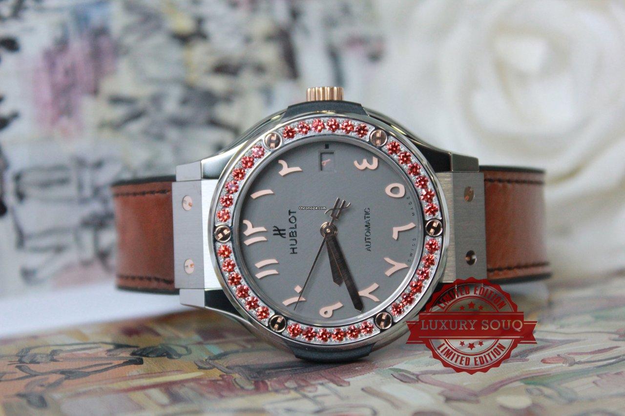 Hublot Dubai Vision III Ladies Diamonds