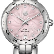 TAG Heuer Link Lady Steel Pink United States of America, New York, Brooklyn