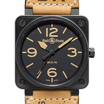 Bell & Ross BR 01-92 BR01-92-HERITAGE new