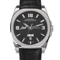 Armand Nicolet J09 Day & Date Automatic 9650A -NR-P965NR2