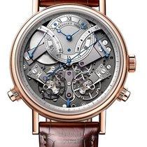 Breguet Brequet Tradition 7077 18K Rose Gold Men's Watch