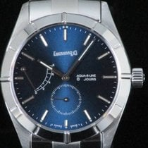 Eberhard & Co. 8 Jours-Aqua 8 Lines Steel Manual