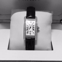 Cartier Tank Américaine 18kt.W.God Box&Papers