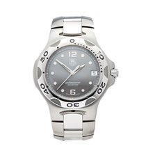 TAG Heuer Professional Stainless Steel Gents WL11G - W4659