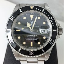 롤렉스 (Rolex) [USED] YELLOW MARKER Vintage Submariner Date 16610