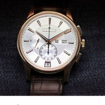 Zenith Rose gold Automatic Silver 42mm new El Primero Winsor Annual Calendar