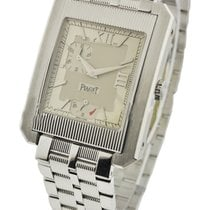 943925e9f14 Piaget 26120 Protocol XL Protocole Power Reserve in White Gold.