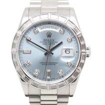 Rolex Day-Date (Submodel) usados 36mm Platino