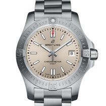 Breitling Steel Automatic A1731310 new