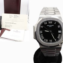Patek Philippe Nautilus 3800 / 1a Stainless Steel 37mm Box And...