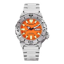 Seiko Diver's Men's Orange Monster Gen 1 SKX781K1