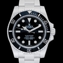 Rolex Submariner (No Date) pre-owned Steel