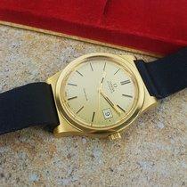 Omega Genève neu 36mm Gold/Stahl