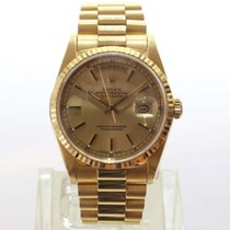 Rolex Day-Date (Submodel) occasion 36mm Or jaune