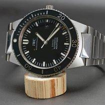 IWC Aquatimer Automatic 2000 Çelik 42mm Siyah