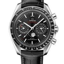 Omega Speedmaster Professional Moonwatch Moonphase 304.33.44.52.01.001 new