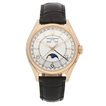 Vacheron Constantin 40mm Automatic 2010 pre-owned Fiftysix Silver