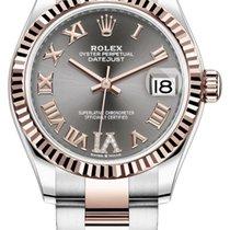 Rolex Datejust 278271 Rhodium Roman VI Oyster Unworn Gold/Steel 31mm Automatic United States of America, New York, Airmont