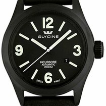 Glycine Steel 46mm Automatic 3874.99T-LB new United States of America, New York, Monsey