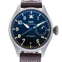 IWC Big Pilot Titanium 46mm Black United States of America, Georgia, Atlanta