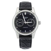 Glashütte Original Senator Hand Date new Automatic Watch with original box and original papers 1-39-58-01-02-04 or 39-58-01-02-04