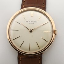 Patek Philippe Calatrava 2591 Herrenuhr 1966 pre-owned