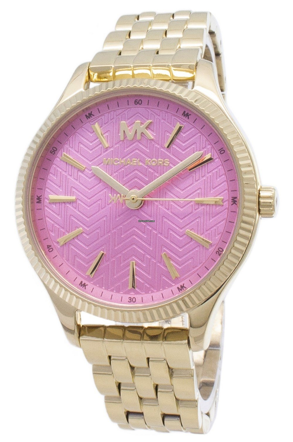 7516f728a9a18 Michael Kors Lexington MK6640 Quartz Analog Women s Watch for  157 for sale  from a Seller on Chrono24