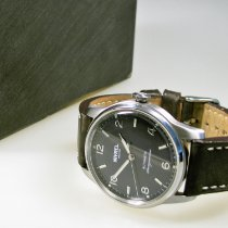 Nivrel Steel 42mm Automatic 130.001 pre-owned